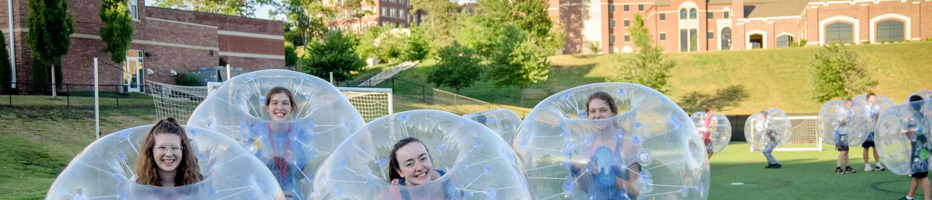 BCYC Immersion bubble soccer