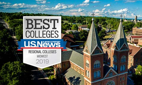 US News & World Report Best Colleges Regional Colleges Midwest