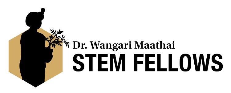 Dr. Wangari Maathai STEM Fellows Logo