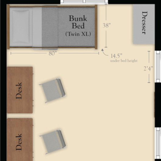 Memorial Hall Floor Plan