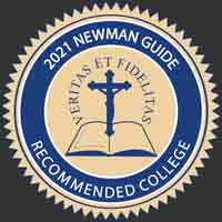 Newman Guide Recommended College